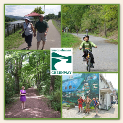 Trails Along the Susquehanna Greenway