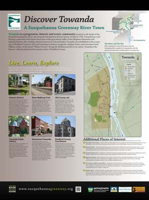 Towanda River Town Panel